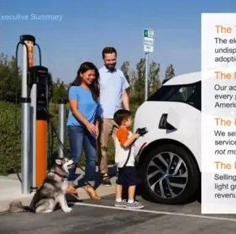充电网络公司ChargePoint拟上市:估值24亿美元