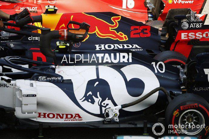 红牛的下一台引擎或许来自雷诺或者大众集团旗下的品牌