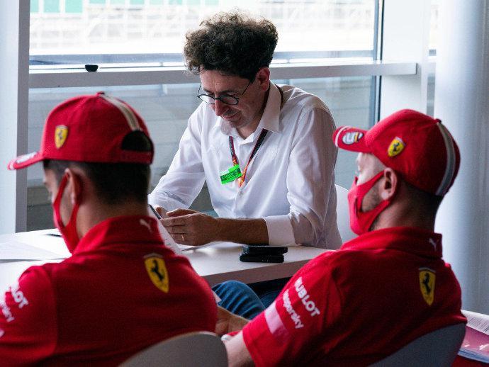F1  维特尔:不应该卷入法拉利的政治斗争
