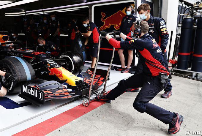 F1  外媒:红牛要求F1冻结引擎研发 否则考虑退出