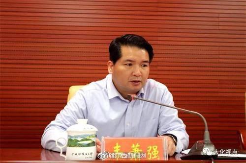 """广西河池大化原县委副书记、县长韦萧强被""""双开"""""""