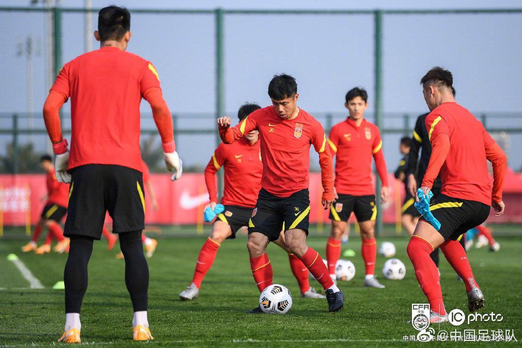 1月23日,张稀哲在国家队迎来了自己的30岁生日