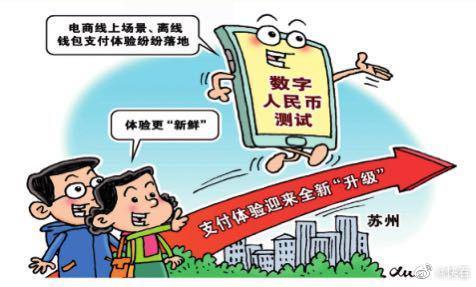 中国为什么加快推进数字人民币?