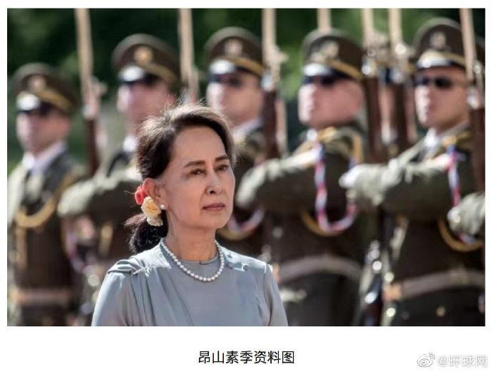外媒:美国敦促缅甸军方释放被扣押的官员