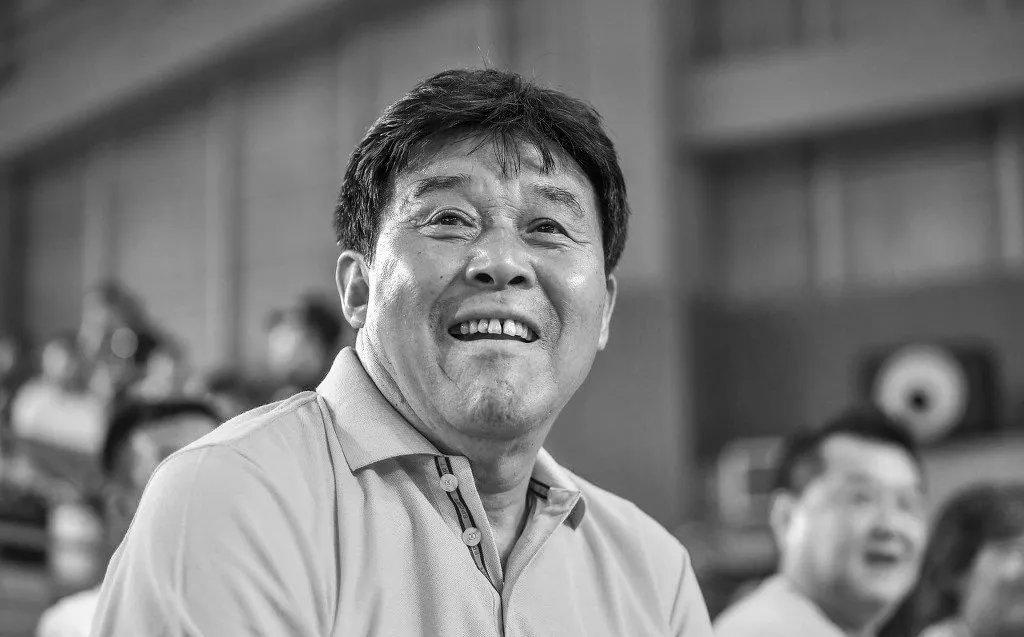 足球报:最强足球人 迟尚斌把一生献给中国足球