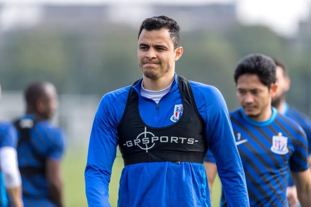 莫雷诺今年6月不会离开申花 无意外将踢完整个赛季