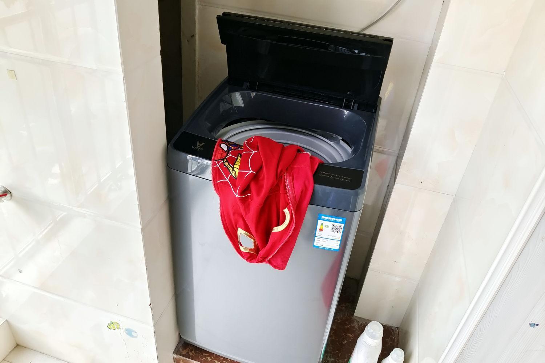 波轮洗衣机并不比滚筒差,云米洗衣机轻评测