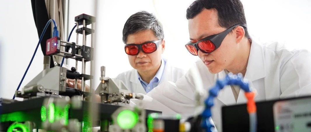 大气单颗粒物原位分析光镊技术在交大试验成功!