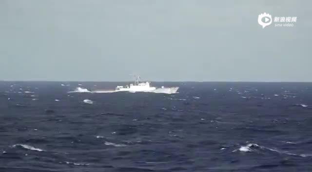 横渡大西洋!伊朗海军贾马兰级护卫舰前往委内瑞拉