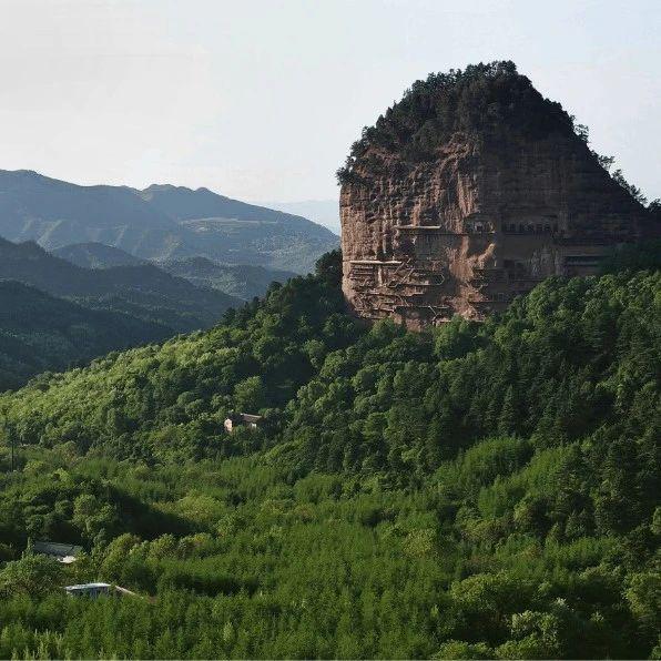 重点石窟寺保护利用典型案例——麦积山石窟