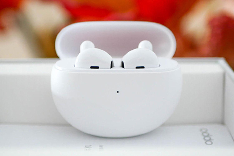 国货再添精品:OPPO Enco Air 无线蓝牙耳机