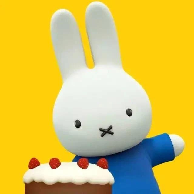 你的童年有没有呆萌可爱的米菲兔陪伴呢?