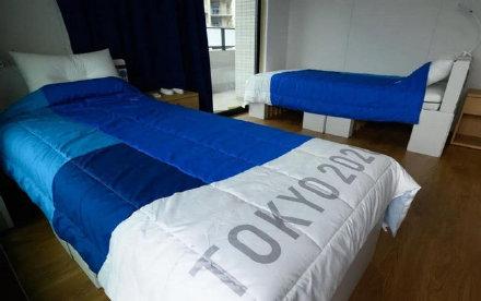 奥运村房间低矮让欧美选手吐槽 房屋建设标准背锅