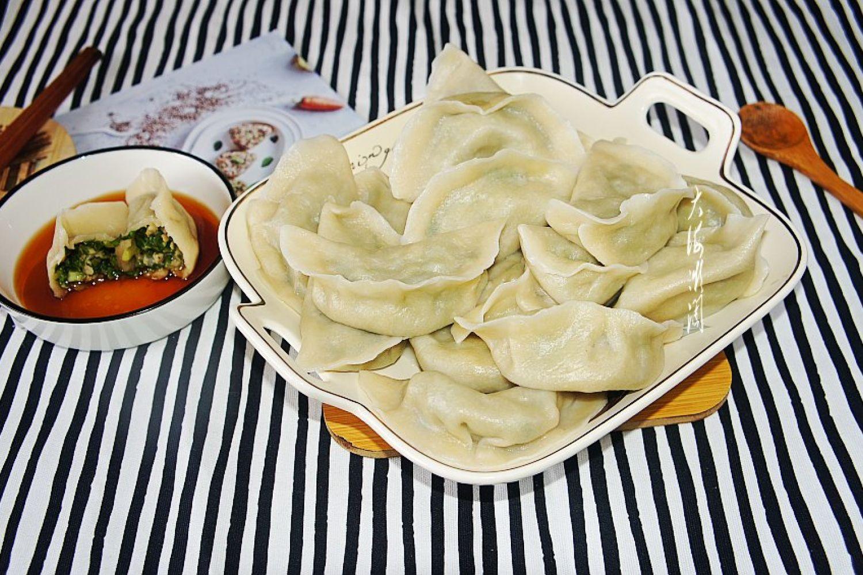 立秋饺子试试这个馅,清香不腻,好吃又助眠