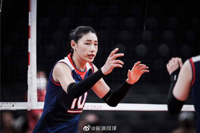 金软景16分韩国女排3-0肯尼亚 夺奥运小组赛首胜
