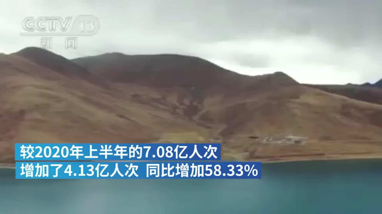 上半年全国生态旅游游客量达11.21亿人次