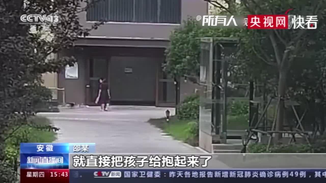 央视还原蚌埠女子遛狗纠纷事件,双方当事人讲述事发情形