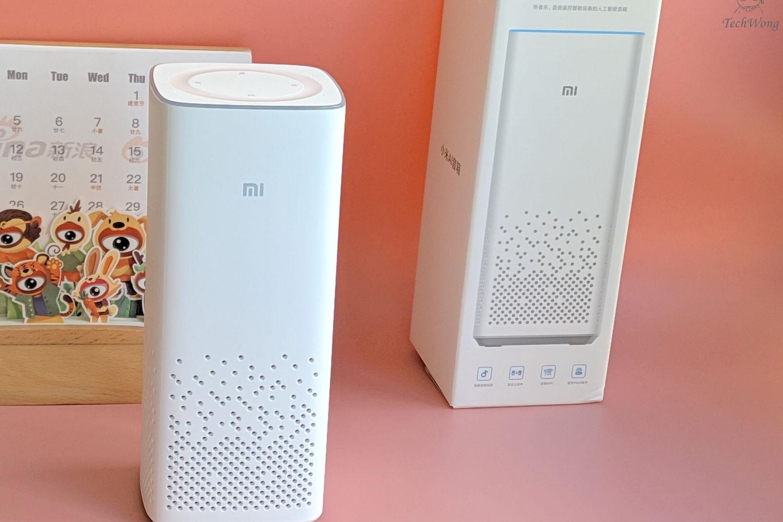 小米AI音箱(第二代)外观和功能再次升级
