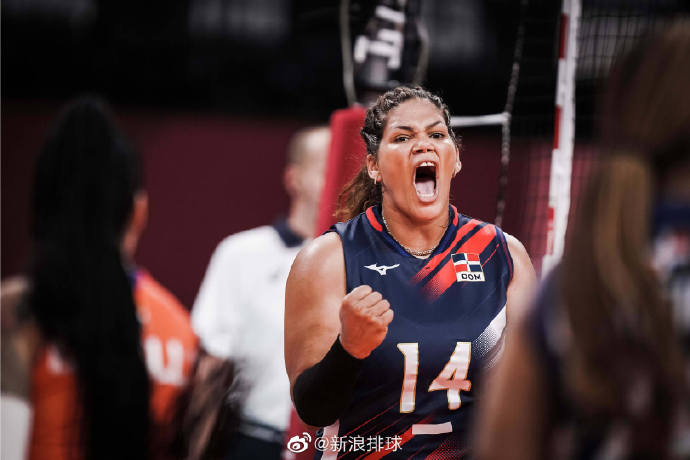 多米尼加女排3-1日本夺第二胜 时隔9年重返奥运会八强