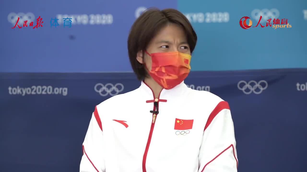 人民网对话中国三人女篮:拿到铜牌 一切付出都是值得的