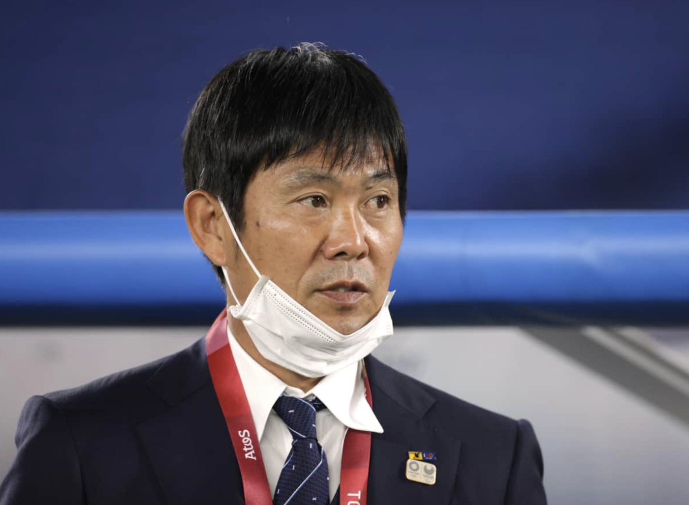 日足协知情人:森保一出战奥运有功 不会主动解雇他