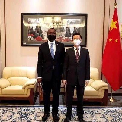 驻塞拉利昂大使会见联合国开发计划署驻塞代表贝耶