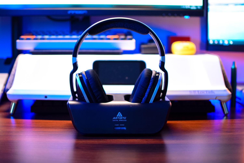 超高音质+超远距离传输:雅天ADH300无线耳机