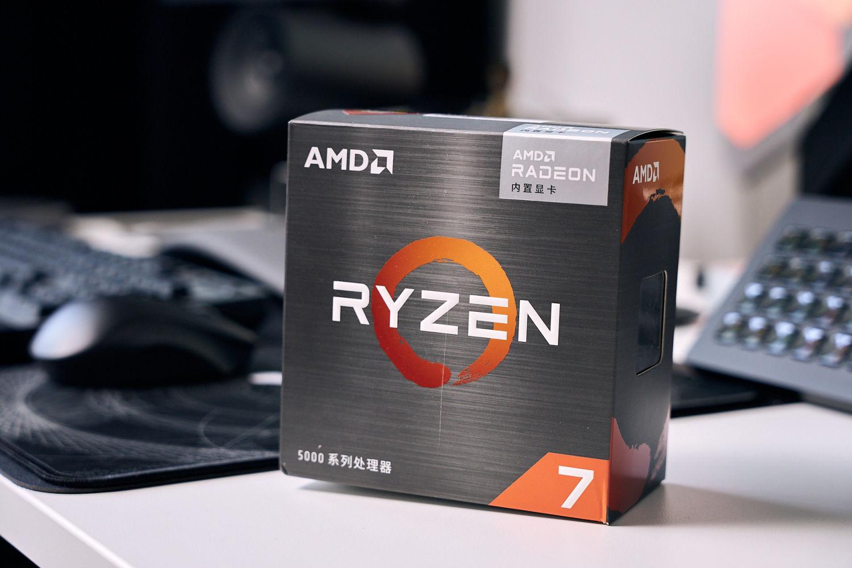 一颗Ryzen 7 5700G搞定4K剪辑