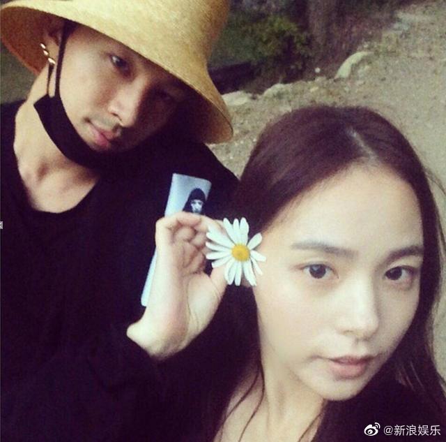 据韩媒27日报道,Bigbang成员太阳老婆闵孝琳目前怀有身孕……