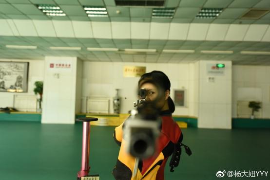 杨倩,一战成名之后