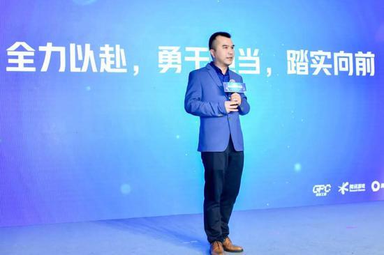 腾讯互动娱乐副总裁崔晓春