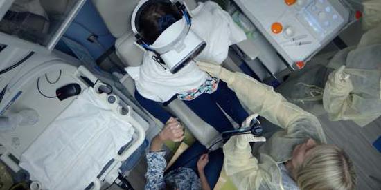 联想联手Starlight儿童基金会利用VR替代儿童全身麻醉