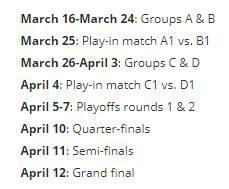 EPL S11参赛队伍名单和赛程安排公布,TYLOO确认参加