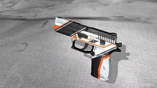 【蜗牛电竞】开发者接锅 盘点CSGO历史上过于OP的手枪
