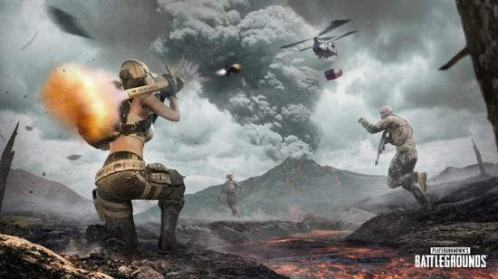 【蜗牛电竞】《绝地求生》S11更新:火山地图回归 新模式、新道具