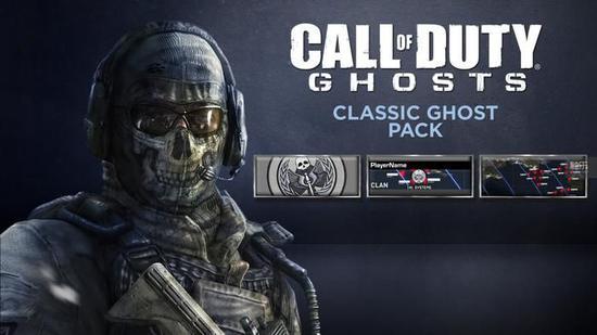 """""""幽靈""""作為DLC內容加進了《使命召喚:幽靈》"""