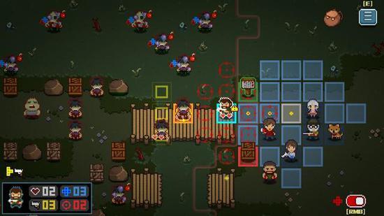 什么手工赚钱:《活尸战棋》8月中登上Steam发售