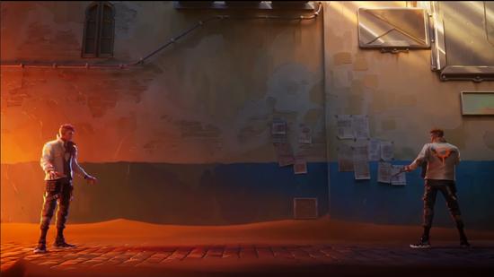 【蜗牛电竞】《Valorant》发布背景故事官方动画 平行宇宙能源战争