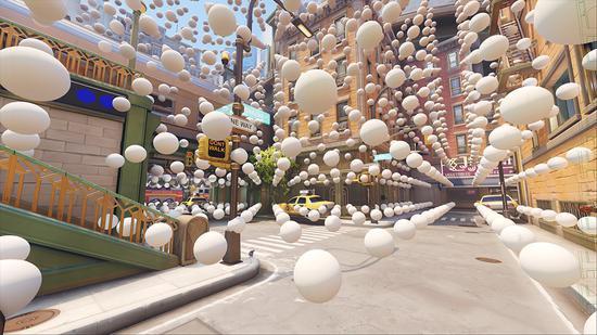 """【蜗牛电竞】《守望先锋》2.0版本幕后揭秘:新技术""""环境状态"""""""
