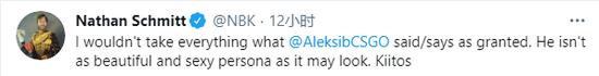 【蜗牛电竞】Aleksib:OG磨合很好 多爆头就能赢比赛