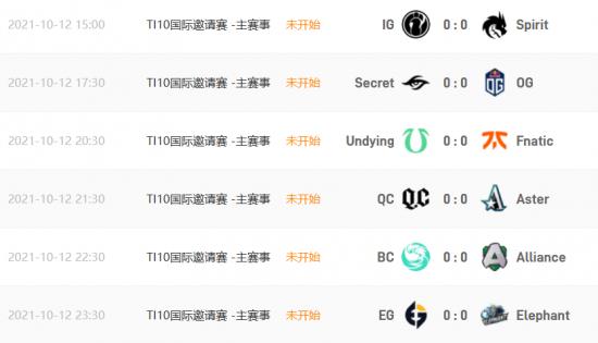 【蜗牛电竞】猫先生Ti10淘汰赛首日前瞻:两支中国队伍或将回家