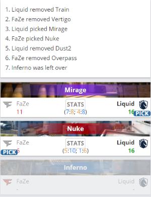 IEM卡托维兹:Liquid、Vitality相遇次轮
