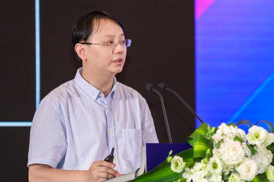 中国音像与数字出版协会副秘书长兼中国音数协游戏工委秘书长唐贾军