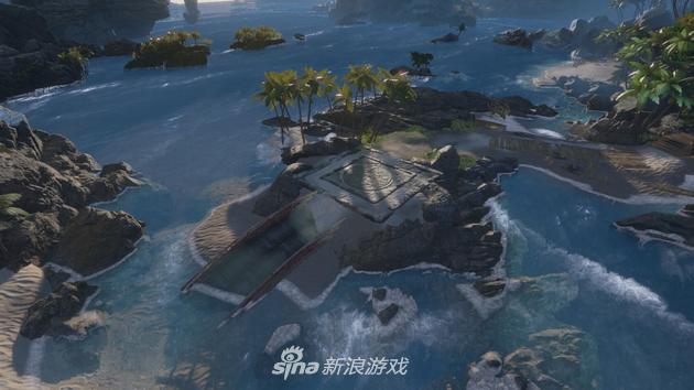 《誅仙世界》虛幻4重製後的最新遊戲截圖