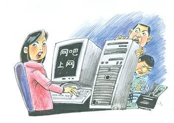 嫌家中電腦太卡無法遊戲 男子網吧偷顯卡終被逮