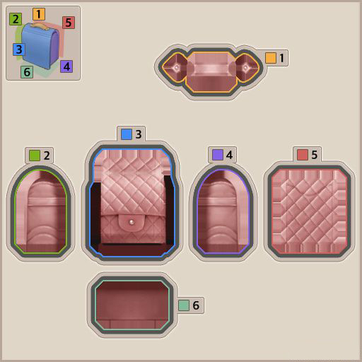 冒險島2diy時裝設計圖紙匯總 時裝設計圖紙大全圖片