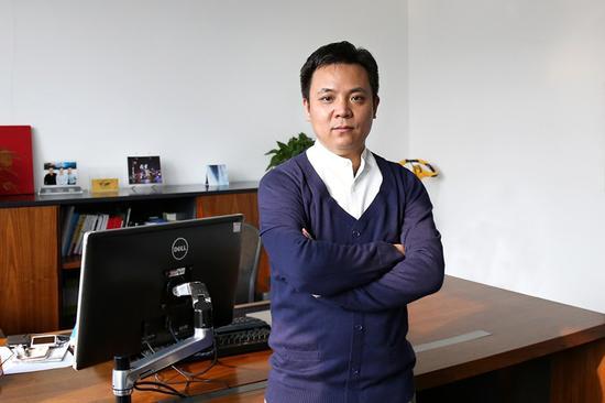 """天马时空刘惠城:给传奇玩家一个不同""""口味""""的选择"""