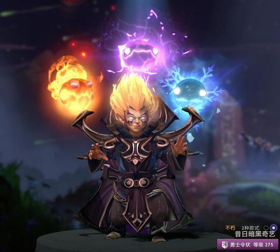 【蜗牛电竞】DOTA2勇士令状推出,全新游戏模式——天陨旦