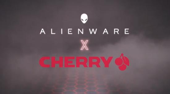 有生之年 外星人搭载CHERRY™机械键盘
