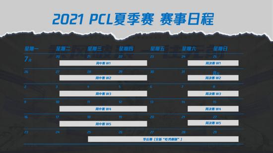 【蜗牛电竞】乘风破浪,一往无前——2021 PCL夏季赛热血启航!